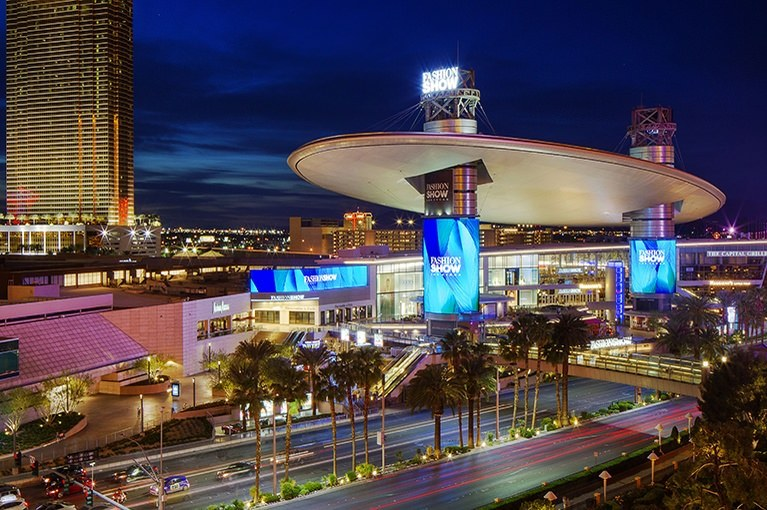 shopping center las vegas